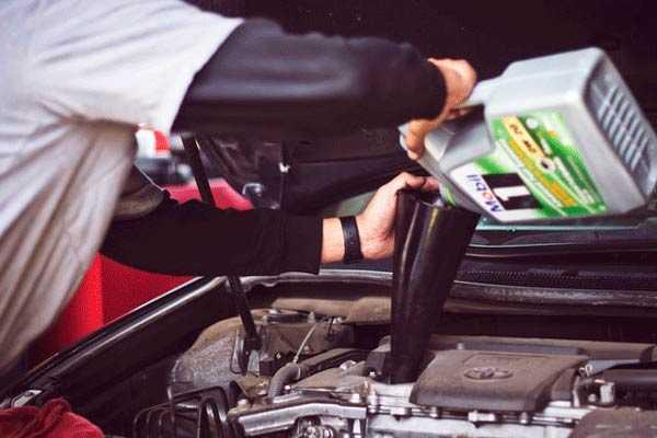 marcas de aceite de motor