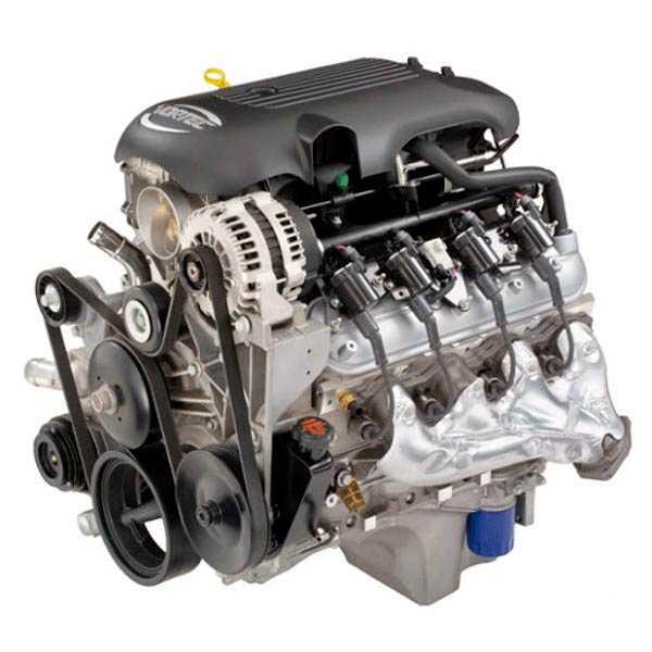 motor V8 de 5.3 litros