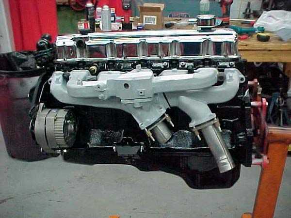 Chevrolet 350 de bloque pequeño