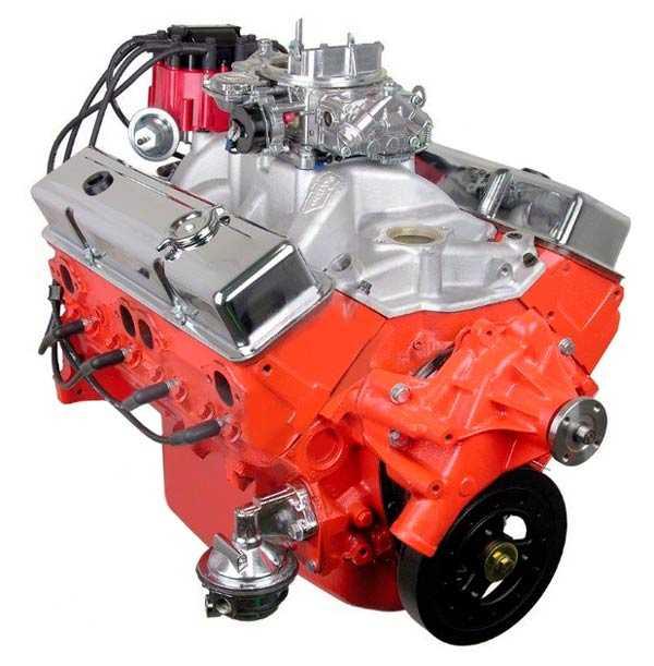 motor de seis cilindros 350