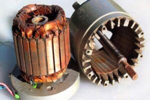 Reparar un motor eléctrico