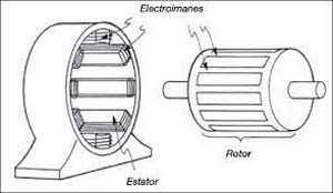 estator y rotor