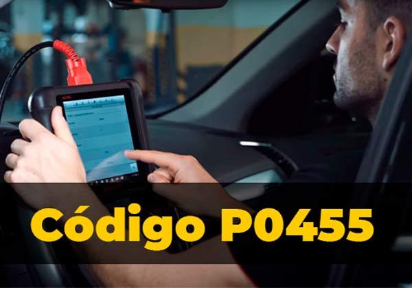 Codigo P0455